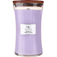 Vonná svíčka váza Lavender Spa