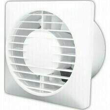 Ventilátor domovní Klimatom Solo 100, 12 W, 230 V, IP 44