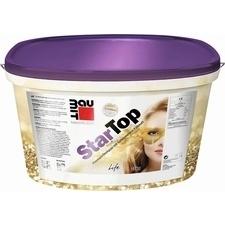 Omítka silikonová Baumit StarTop škrábaná 1,5 mm 25 kg