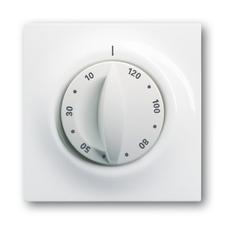 Kryt ovládače časového Impuls alpská bílá