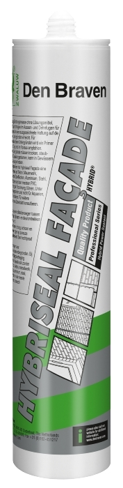 Polyuretanový tmel Hybriseal Facade 600 ml, šedý