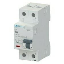 Chránič proudový OEZ LFE-40-2-030AC 6 kA 2pól 40 A