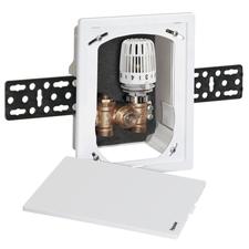 Omezovač teploty Multibox  C-RTL IMI RAL 9016 bílý