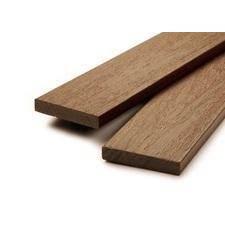 Plotovka dřevoplastová DŘEVOplus PROFI teak řez 15×80 mm