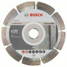 Kotouč řezný DIA Bosch Standard for Concrete 150×22,23×2×10 mm