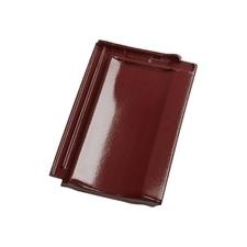 TONDACH STODO 12 Posuvná základní taška Glazura kaštanově hnědá