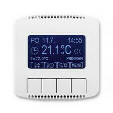 Termostat univerzální digitální, Tango bílá 3292A-A10301 B