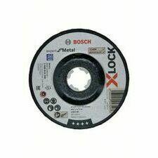 Kotouč řezný korundový Bosch Expert for Metal X-LOCK 125×22,23×6 mm 10 ks