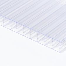 Polykarbonátová dutinková deska MULTICLEAR 16 STRONG 6W čirá s UV ochranou 2100×6000mm