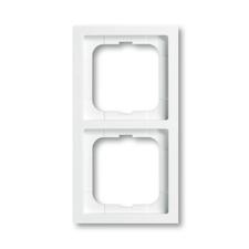 Rámeček dvojnásobný Future linear, studio bílá