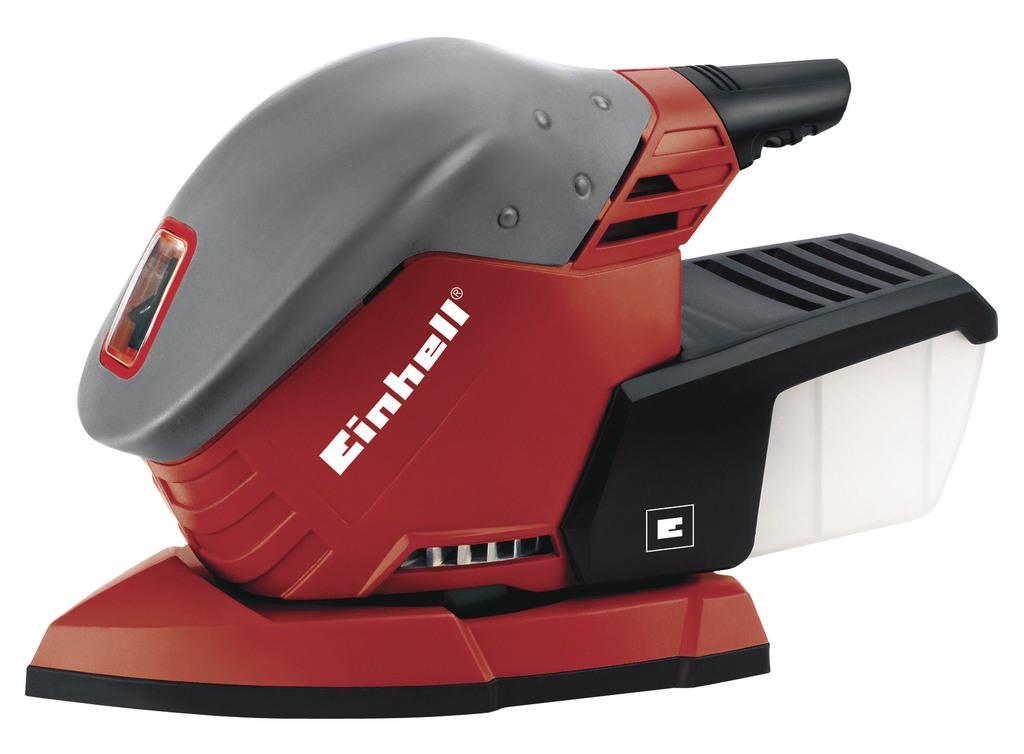 Bruska vibrační Einhell RT-OS 13 Red