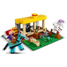 LEGO® MINECRAFT Koňská stáj