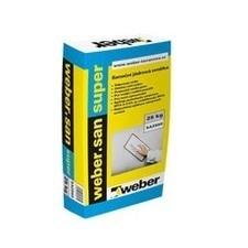Sanační omítka Weber san super WEBER balení 20 kg