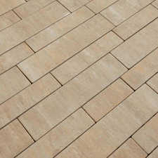 Dlažba betonová BEST OLYMPIA standard sand výška80 mm