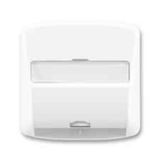 Kryt telefonní zásuvky s 1 otvorem Tango bílá