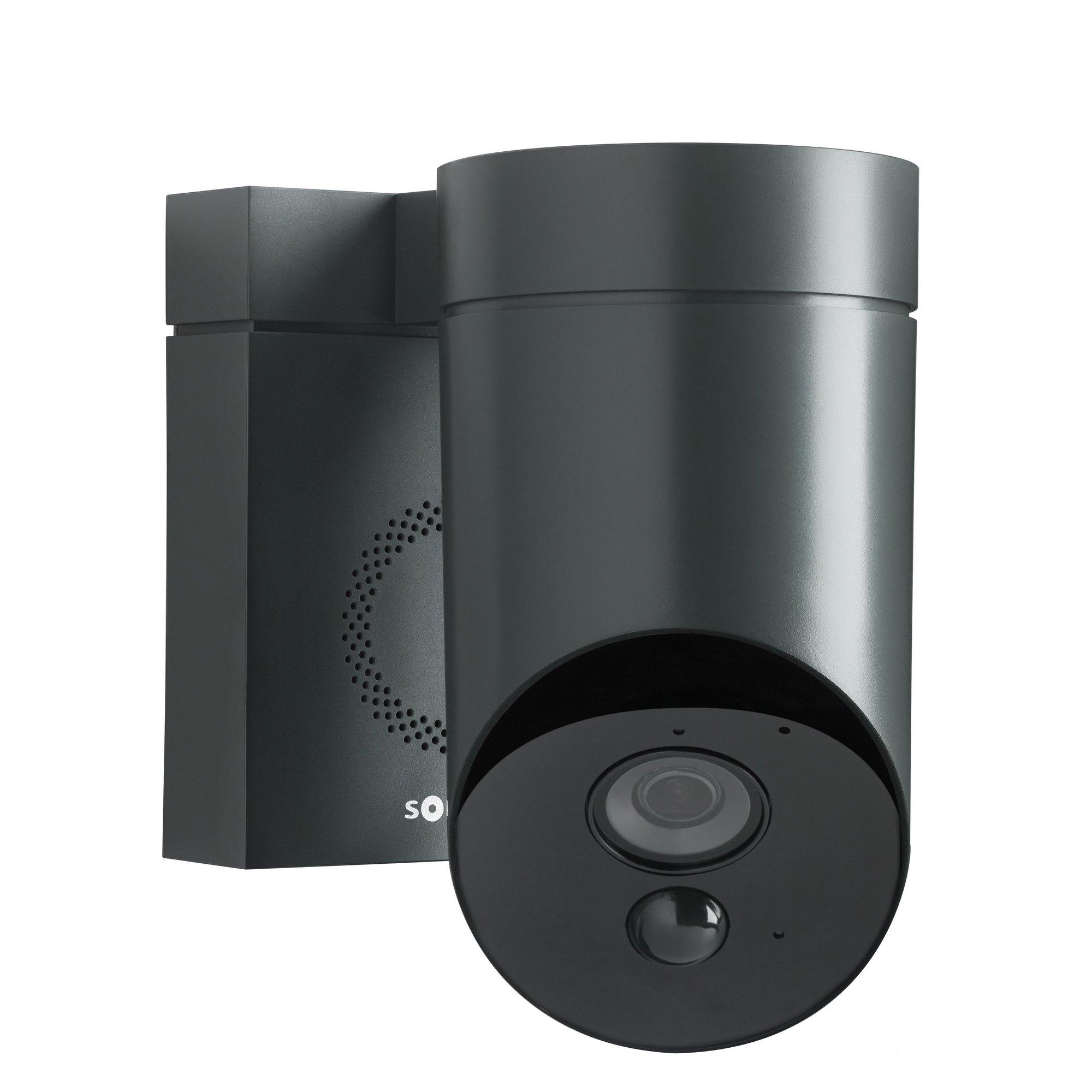 Kamera Somfy outdoor, šedá