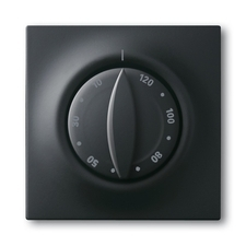 Kryt ovládače časového Impuls mechová černá