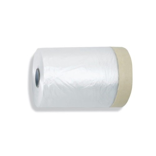 Krycí fólie CIRET Cover Quick 110 cm/33 m, papírová páska