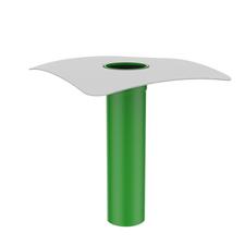 DEK prostup do spodní stavby pro PVC fólie DN 125