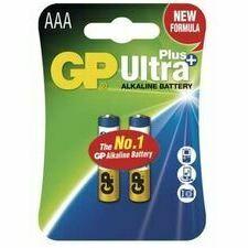 Baterie LR03 AAA GP Ultra Plus 2 ks/bal