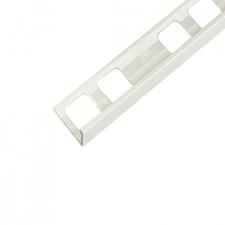 Lišta ukončovací L Acara eloxovaný hliník 8 mm