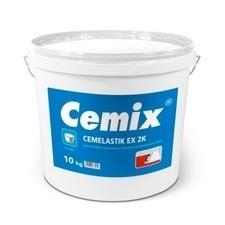 Stěrka hydroizolační Cemix Cemelastik EX 2K 10 kg