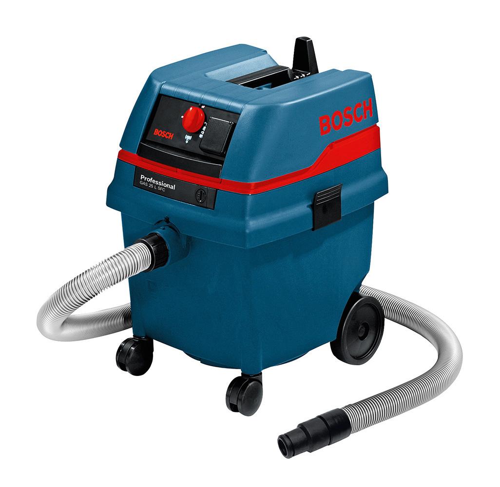Univerzální vysavač Bosch GAS 25 L SFC Professional na mokré a suché vysávání
