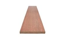 Dřevoplastová plotovka FOREST PLUS, odstín merbau 120x11×3 600 mm