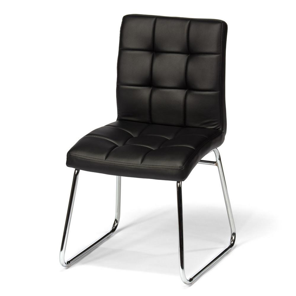 Jídelní židle VENEDIG černá