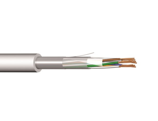 Kabel SYKFY 10x2x0,5 (v metráži)