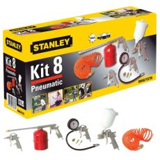 Příslušenství ke kompresoru STANLEY Kit Box (8 ks/sada)