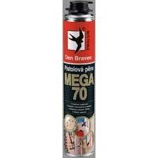Maxi montážn pěna MEGA 70 870 ml, pistolová