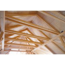 Masivní konstrukční dřevo KVH Si, smrk