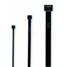 Páska vázací černá UV 200×3,5  (100ks/bal)
