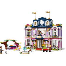 LEGO® FRIENDS Hotel v městečku Heartlake