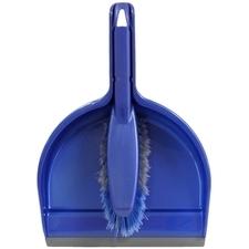 Lopatka a smetáček plastový Kana