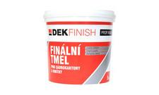 Finální sádrokartonový tmel DEKFINISH (5kg/bal)