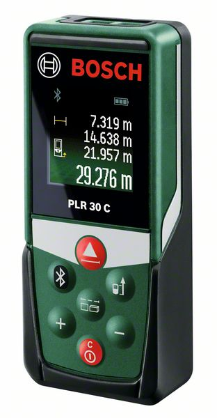 Laserový dálkoměr Bosch PLR 30 C
