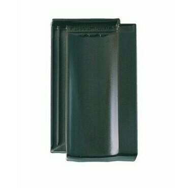 BRAMAC Topas 13 základní taška glazura tmavohnědá