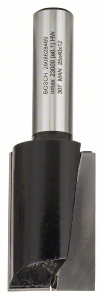 Fréza drážkovací Bosch Standard for Wood 25×40×81 mm