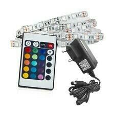 Pásek LED Led-Pol 12 V 4,8 W/m 3 000 K/RGB