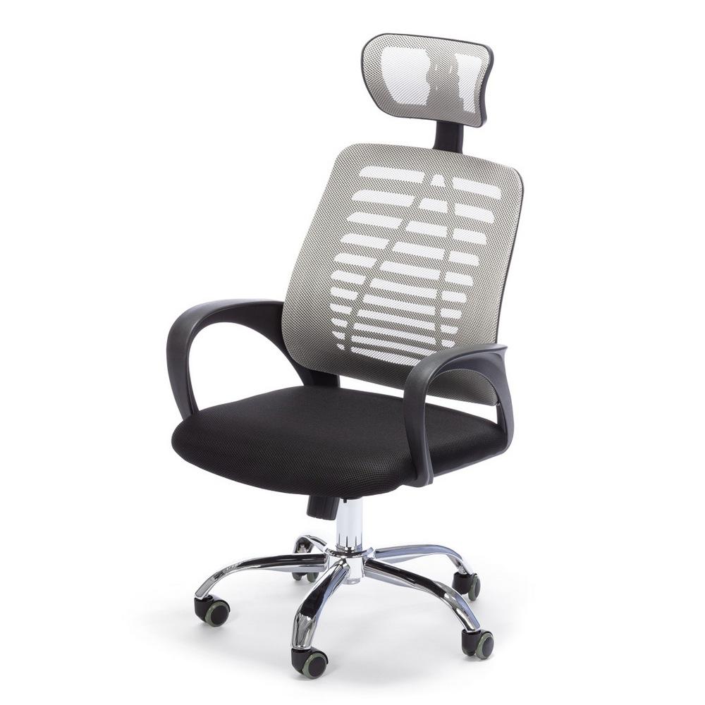 Kancelářská židle JONES šedá, cena za ks