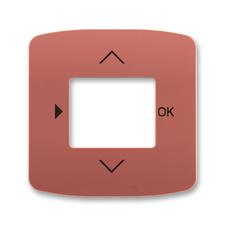 Kryt ovladače časovacího s otvorem pro displej Tango vřesová červená
