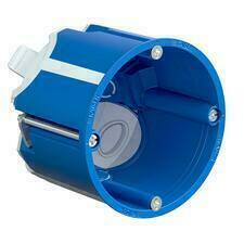 Krabice přístrojová protihluková KAISER, 61 mm