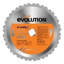 Kotouč pilový Evolution Rage 255×25 mm 28 z.