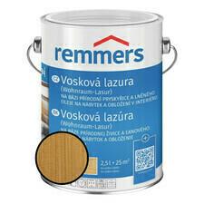 Emulze vosková Remmers Wohnraum Lasur 2305 dub 2,5 l