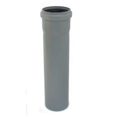 Plastová odpadní trubka HTEM DN 40, délka 250 mm