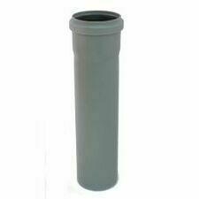 Plastová odpadní trubka HTEM DN 50, délka 500 mm