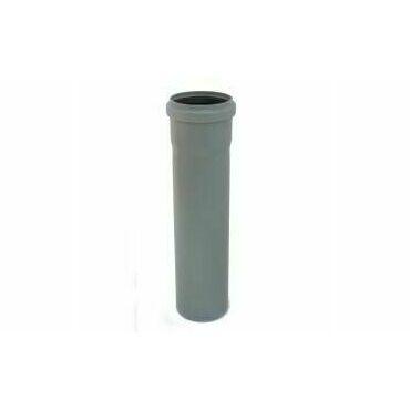 Plastová odpadní trubka HTEM DN 75, délka 150 mm