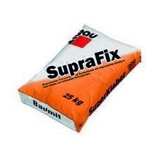 Lepicí malta Baumit SupraFix (SupraKleber) na bázi cementu na nestandardní podklady, 25kg